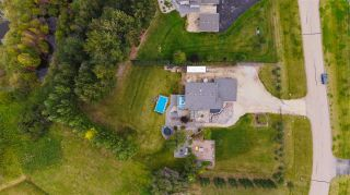 Photo 45: 70 Willowview Boulevard: Rural Parkland County House for sale : MLS®# E4226624