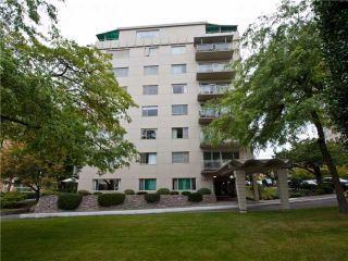 """Photo 1: 506 2409 W 43RD Avenue in Vancouver: Kerrisdale Condo for sale in """"BALSAM COURT"""" (Vancouver West)  : MLS®# V911733"""