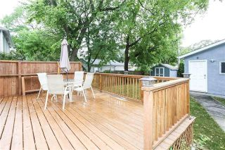 Photo 19: 515 Oxford Street in Winnipeg: River Heights Residential for sale (1D)  : MLS®# 1922505