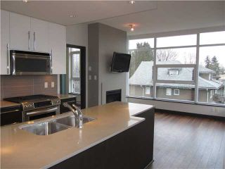"""Photo 3: 404 1088 W 14TH Avenue in Vancouver: Fairview VW Condo for sale in """"COCO"""" (Vancouver West)  : MLS®# V1044068"""