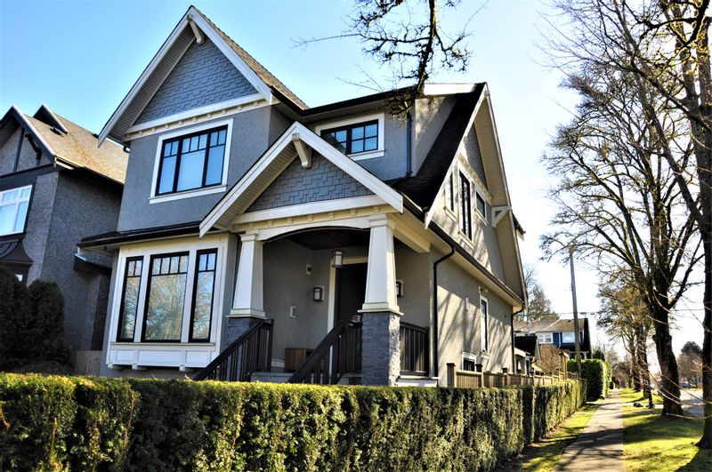 FEATURED LISTING: 3896 West 21st Ave Vancouver