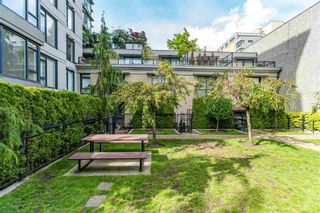 Photo 25: 802 1650 W 7TH Avenue in Vancouver: Fairview VW Condo for sale (Vancouver West)  : MLS®# R2521575