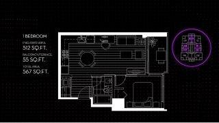 Photo 13: 807 13750 100 Avenue in Surrey: Whalley Condo for sale (North Surrey)  : MLS®# R2557475