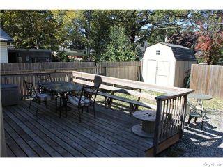 Photo 4: 175 Imperial Avenue in Winnipeg: Residential for sale (2D)  : MLS®# 1625133