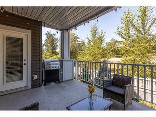 """Photo 17: 210 6490 194 Street in Surrey: Clayton Condo for sale in """"WATERSTONE ESPLANADE GRANDE"""" (Cloverdale)  : MLS®# R2603405"""