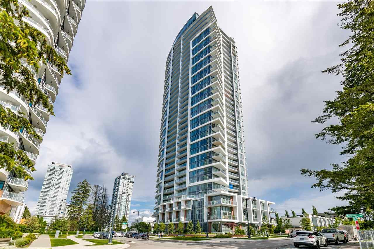 """Main Photo: 2301 13308 CENTRAL Avenue in Surrey: Whalley Condo for sale in """"EVOLVE TOWER"""" (North Surrey)  : MLS®# R2480896"""
