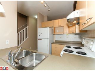 """Photo 7: 22 18701 66TH Avenue in Surrey: Cloverdale BC Townhouse for sale in """"ENCORE"""" (Cloverdale)  : MLS®# F1215196"""