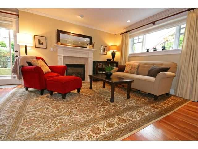 """Photo 7: Photos: 3538 W 5TH Avenue in Vancouver: Kitsilano Townhouse for sale in """"BOEUR HOUSE"""" (Vancouver West)  : MLS®# V822581"""