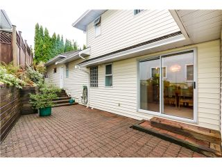Photo 18: 91 MINER Street in New Westminster: Fraserview NW House for sale : MLS®# V1086851
