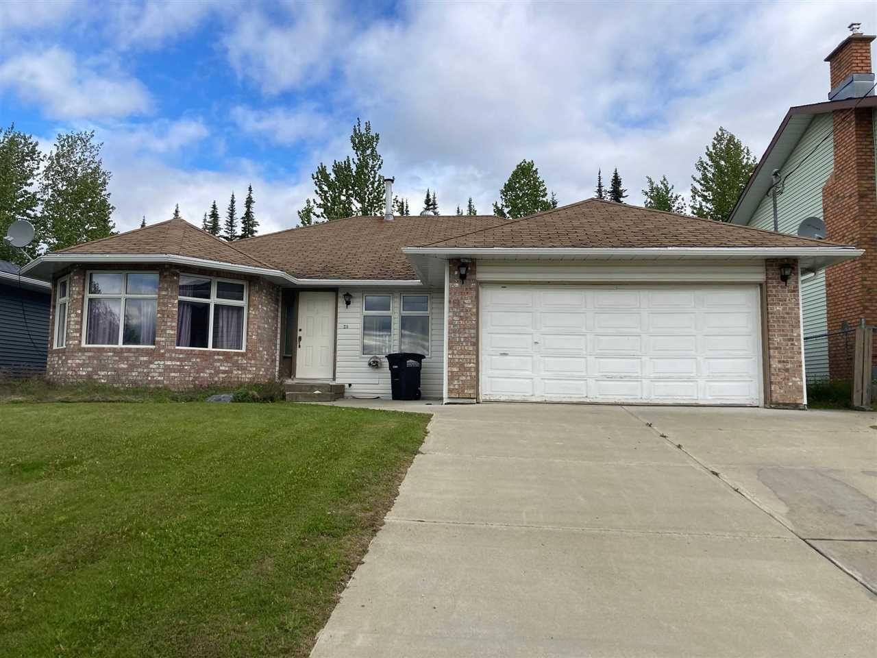 Main Photo: 25 MCINTYRE Drive in Mackenzie: Mackenzie -Town House for sale (Mackenzie (Zone 69))  : MLS®# R2587118
