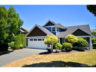 Photo 1: VICTORIA REAL ESTATE = HIGH QUADRA HOME For Sale Sold With Ann Watley