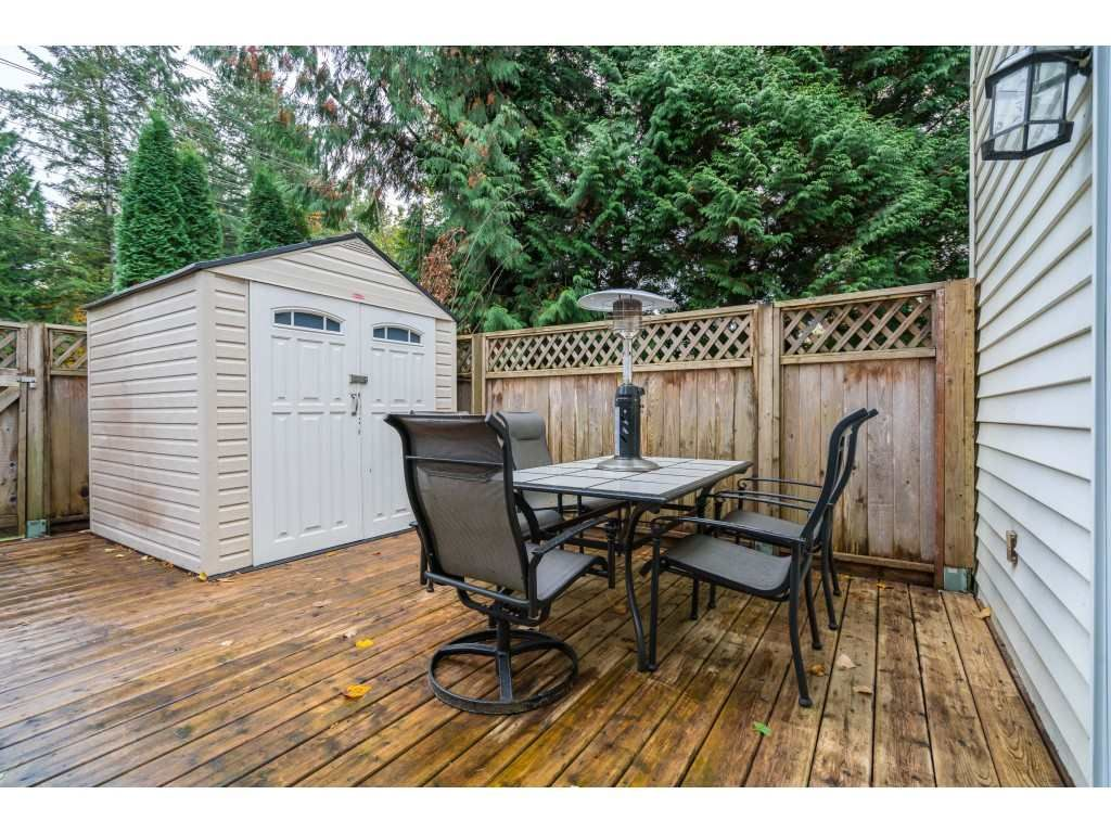 Photo 17: Photos: 8938 GANYMEDE PLACE in Burnaby: Simon Fraser Hills Townhouse for sale (Burnaby North)  : MLS®# R2416310