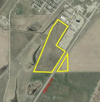 Main Photo: 0 Skyland Road: Beiseker Industrial Land for sale : MLS®# A1073456