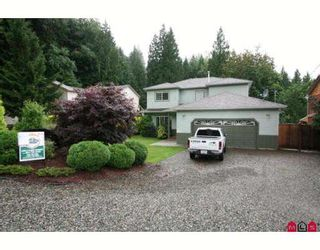 Photo 1: 7361 MARBLE HILL Road in Chilliwack: Eastern Hillsides House for sale : MLS®# H2804419