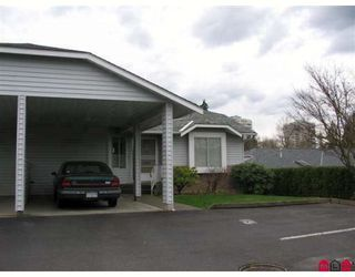 """Photo 2: 19 2989 TRAFALGAR Street in Abbotsford: Central Abbotsford Townhouse for sale in """"SUMMER WYND"""" : MLS®# F2806093"""