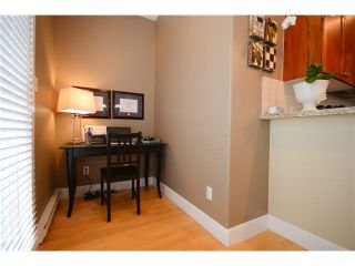 """Photo 7: 417 4280 MONCTON Street in Richmond: Steveston South Condo for sale in """"THE VILLAGE- IMPERIAL LANDING"""" : MLS®# V1116569"""
