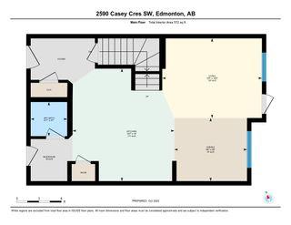 Photo 23: 2590 CASEY Way in Edmonton: Zone 55 House Half Duplex for sale : MLS®# E4227673