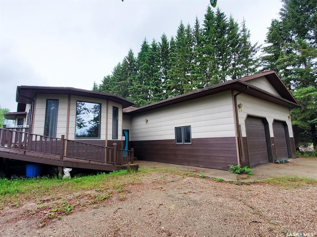 Main Photo: 107 2nd Avenue South in Pierceland: Residential for sale : MLS®# SK871637