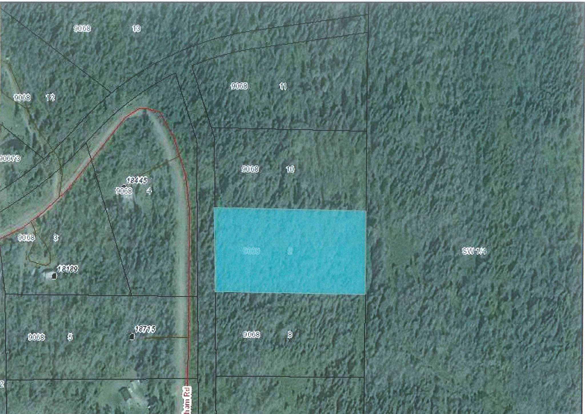 """Main Photo: LOT 9 GRANTHAM Road in Smithers: Smithers - Rural Land for sale in """"Grantham"""" (Smithers And Area (Zone 54))  : MLS®# R2604033"""
