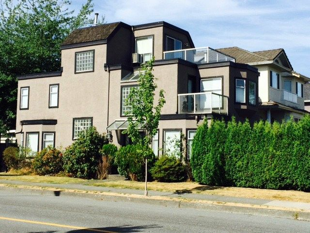 Main Photo: 3833 MACDONALD Street in Vancouver: Arbutus House for sale (Vancouver West)  : MLS®# V1135669