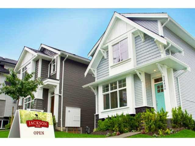 "Main Photo: 10162 244TH Street in Maple Ridge: Albion House for sale in ""JACKSON PARK BY OAKVALE DEV LTD"" : MLS®# V1143601"