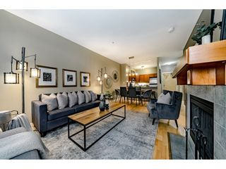 Photo 2: 101 625 PARK CRESCENT in New Westminster: GlenBrooke North Condo for sale : MLS®# R2423464
