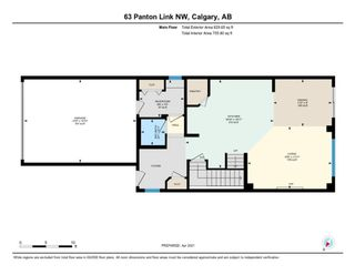 Photo 14: 63 Panton Link NW in Calgary: Panorama Hills Detached for sale : MLS®# A1092149