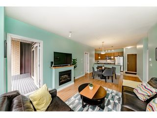 """Photo 4: 209 225 FRANCIS Way in New Westminster: Fraserview NW Condo for sale in """"WHITTAKER"""" : MLS®# R2407616"""