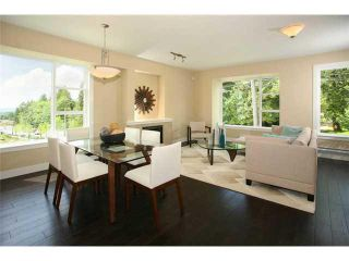 """Photo 3: 1 1299 COAST MERIDIAN Road in Coquitlam: Burke Mountain Townhouse for sale in """"BREEZE RESIDENCE"""" : MLS®# V1027558"""