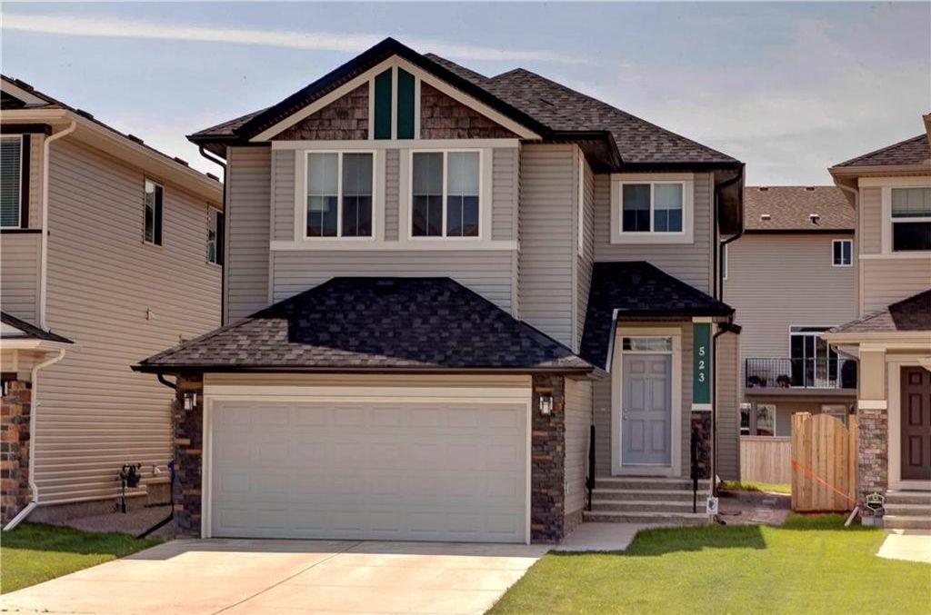 Main Photo: 523 PANORA Way NW in Calgary: Panorama Hills House for sale : MLS®# C4121575