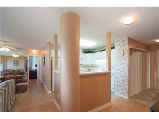 """Photo 8: 1406 4425 HALIFAX Street in Burnaby: Brentwood Park Condo for sale in """"POLARIS"""" (Burnaby North)  : MLS®# V1078745"""