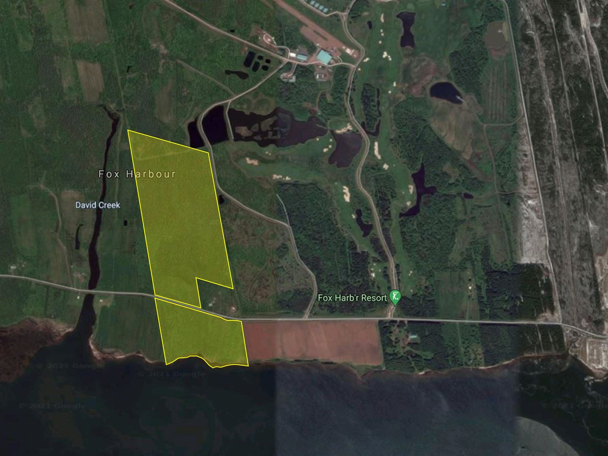 Main Photo: Land Fox Harbour Road in Fox Harbour: 103-Malagash, Wentworth Vacant Land for sale (Northern Region)  : MLS®# 202105064