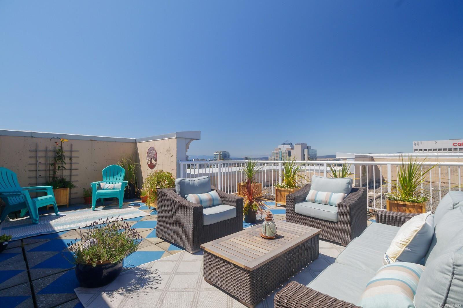 Main Photo: 1208 835 View St in : Vi Downtown Condo for sale (Victoria)  : MLS®# 881809