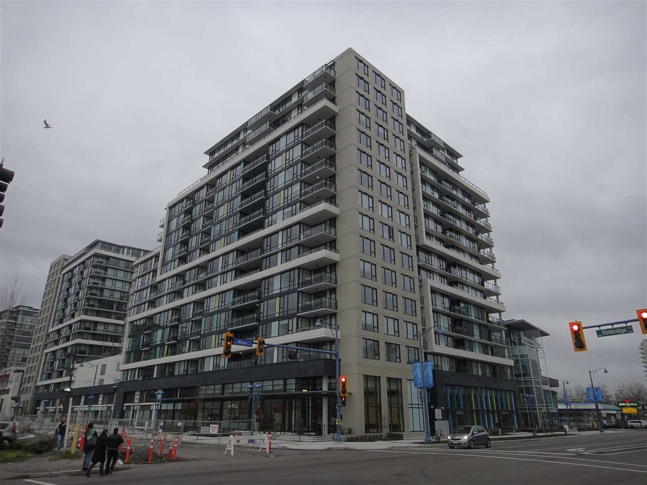 """Main Photo: 710 7788 ACKROYD Road in Richmond: Brighouse Condo for sale in """"QUINTET"""" : MLS®# R2028259"""