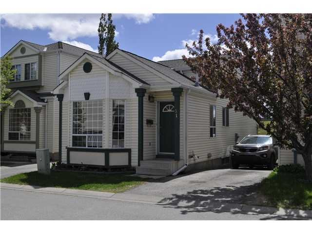 Main Photo: 51 COVENTRY Lane NE in CALGARY: Coventry Hills Townhouse for sale (Calgary)  : MLS®# C3633794