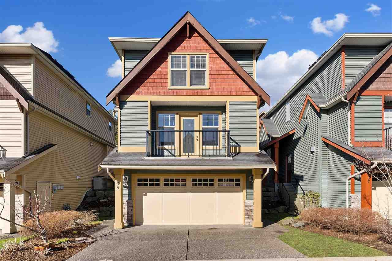 """Main Photo: 36 36169 LOWER SUMAS MOUNTAIN Road in Abbotsford: Abbotsford East Townhouse for sale in """"Junction Creek"""" : MLS®# R2550640"""