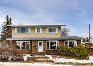 Photo 1: 5904 Lockinvar Road SW in Calgary: Lakeview Detached for sale : MLS®# A1076389