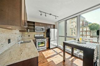 """Photo 6: 501 1238 RICHARDS Street in Vancouver: Yaletown Condo for sale in """"Metropolis"""" (Vancouver West)  : MLS®# R2584384"""
