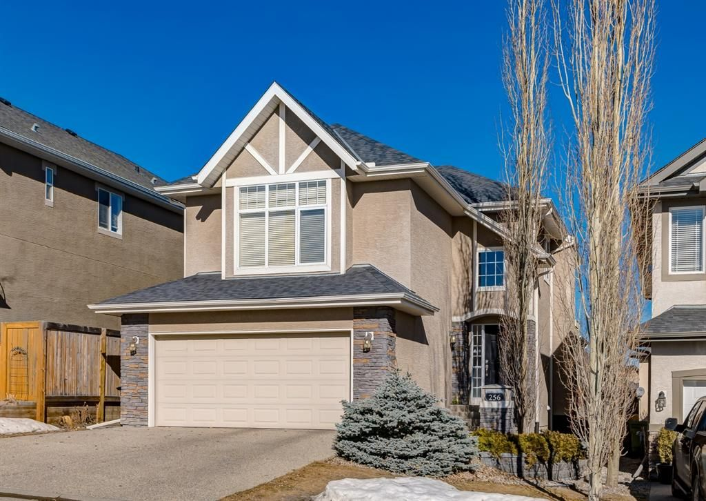 Main Photo: 256 Valley Crest Rise NW in Calgary: Valley Ridge Detached for sale : MLS®# A1084404