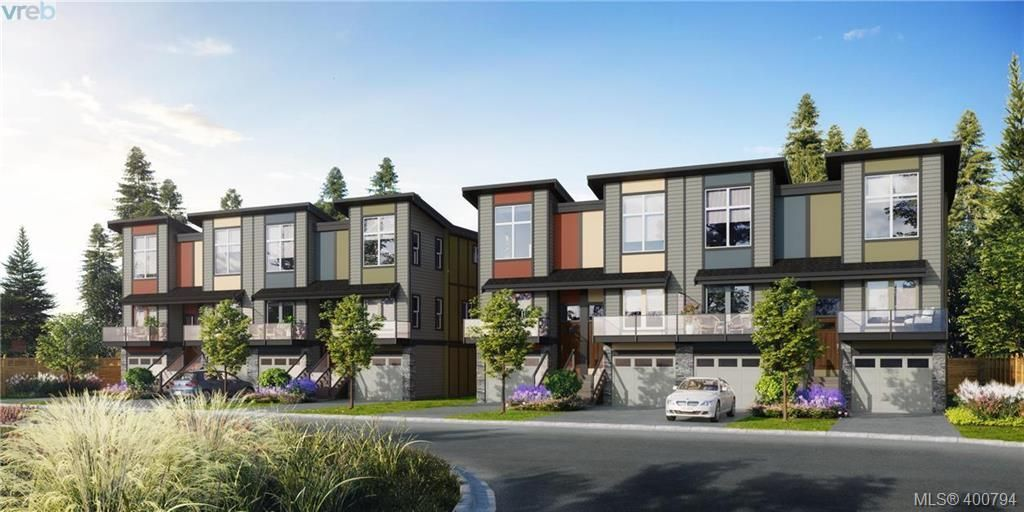 Main Photo: 2808 Knotty Pine Rd in VICTORIA: La Langford Proper Row/Townhouse for sale (Langford)  : MLS®# 799764