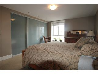 "Photo 15: 704 410 CARNARVON Street in New Westminster: Downtown NW Condo for sale in ""CARNARVON PLACE"" : MLS®# V1075370"