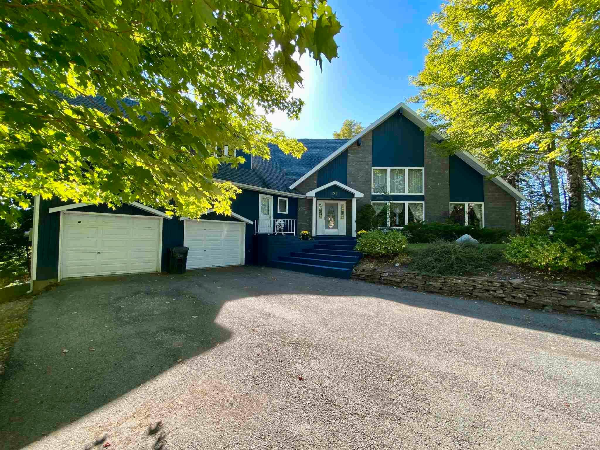 Main Photo: 121 Delta Drive in Howie Centre: 202-Sydney River / Coxheath Residential for sale (Cape Breton)  : MLS®# 202124425