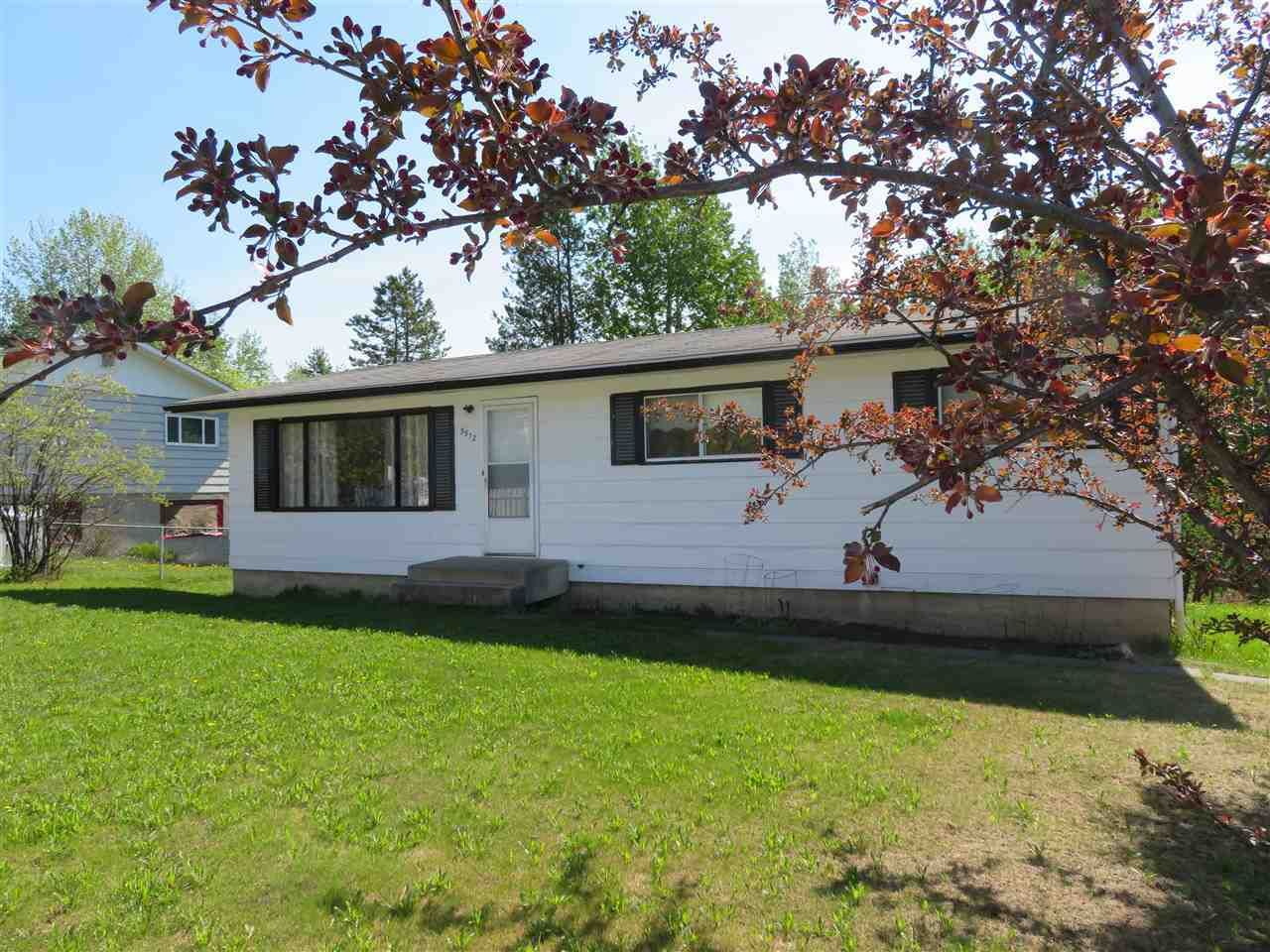 Main Photo: 5512 52 Street in Fort Nelson: Fort Nelson -Town House for sale (Fort Nelson (Zone 64))  : MLS®# R2306543