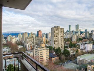 """Photo 16: 1805 1725 PENDRELL Street in Vancouver: West End VW Condo for sale in """"STRATFORD PLACE"""" (Vancouver West)  : MLS®# R2030894"""