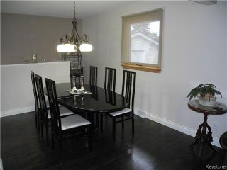 Photo 6: 133 Marshall Crescent in Winnipeg: West Fort Garry Residential for sale (1Jw)  : MLS®# 1621433