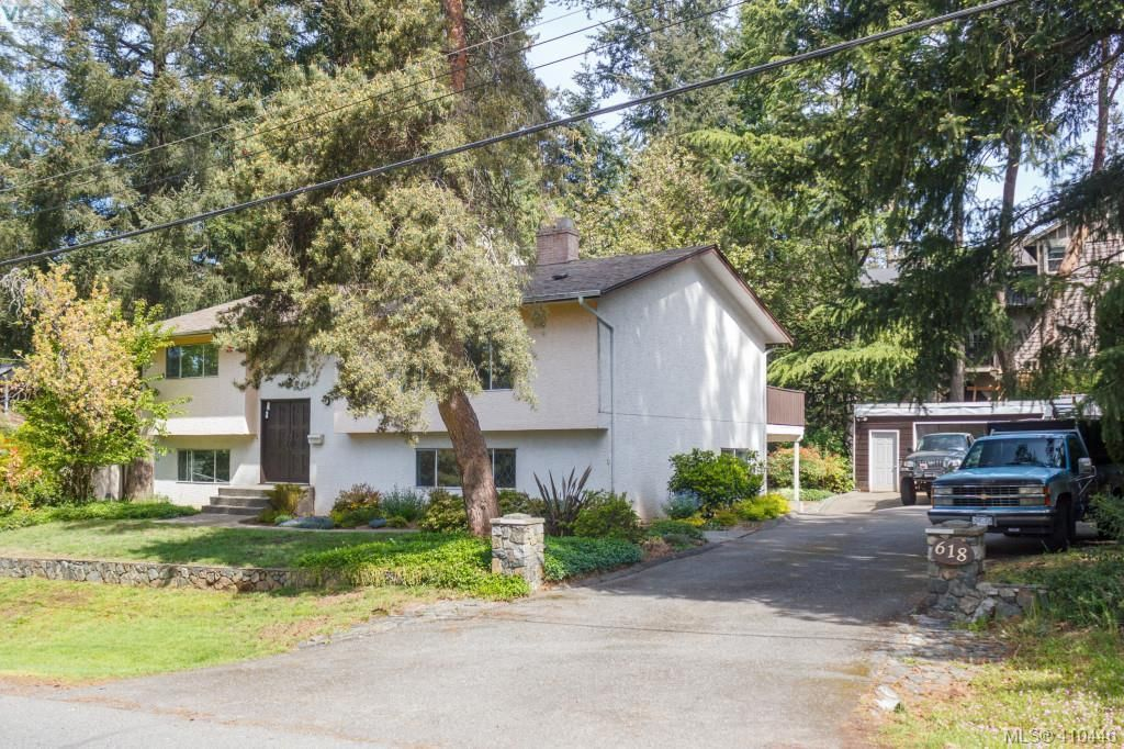 Main Photo: 618 Goldie Ave in VICTORIA: La Thetis Heights House for sale (Langford)  : MLS®# 813665