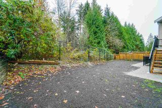 Photo 34: 1321 HOLLYBROOK Street in Coquitlam: Burke Mountain House for sale : MLS®# R2503491
