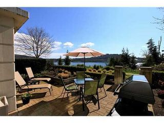 Photo 1: 115 560 RAVEN WOODS Drive in North Vancouver: Roche Point Home for sale ()  : MLS®# V943740