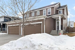 Photo 1: 99 Evanswood Circle NW in Calgary: Evanston Semi Detached for sale : MLS®# A1077715