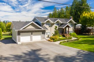 """Photo 1: 24861 40 Avenue in Langley: Salmon River House for sale in """"Salmon River"""" : MLS®# R2604606"""